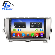 3G/4G net navigation dvd android 6.0 system stereo For TOYOTA prius left drive right drive  years gps multimedia player radio