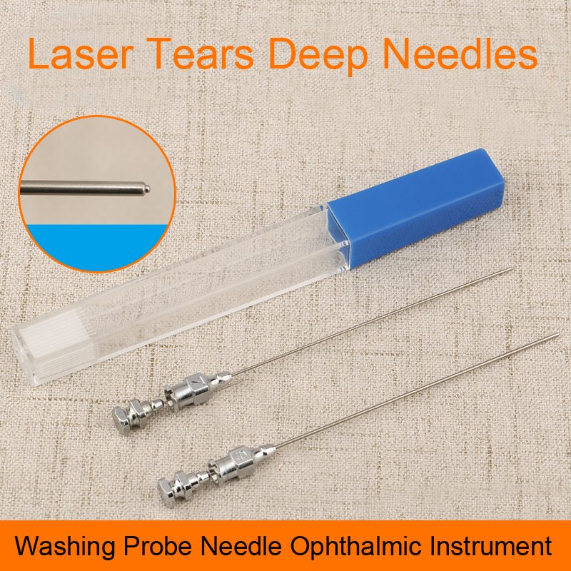Equipamennto para Cílios laser de teta sonda agulha Marca : Cwayy