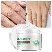 купить LAIKOU Sheep oil Essence Nourish Cream Moisturizing Cream Improve Dry Face Skin Care Whitening Facial Care Face Cream 120g по цене 415.13 рублей