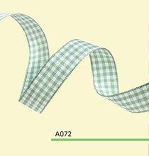 3/4″ Inch 18mm tartan ribbons