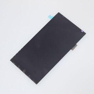 Image 4 - מקורי עם מסגרת AMOLED מסך לzte Axon 7 A2017 A2017U A2017G LCD + מגע digitizer מסך oled תצוגת תיקון חלקי
