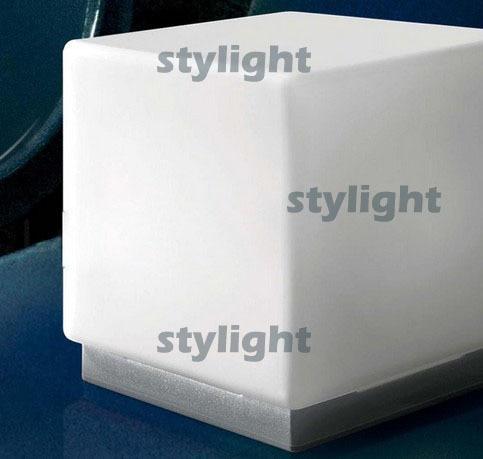 ᑎ Grande Taille Itre Cubi Lampe De Table Ufficio Stile Italie