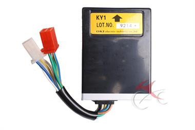 Ignitor Ignition ECU Fits For HONDA CBR400 NC23 KY2 KT8 CDI Derestrict