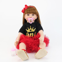 Baby Doll Toys 24inch Vinyl Princess Toddler Babies Girl