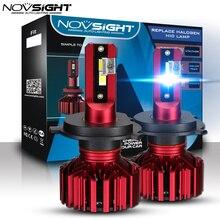 2pz H4 LED H3 H7 H11 Led per auto 9005 9006 CSP Lampadine per fari Fascio Alto/Basso 12V / 24V 60W 10000LM Lampadine fendinebbia per Lampade per fari Auto