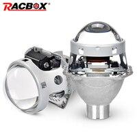 Full Metal 3.0 inch H4 HID Bi Xenon Projector lens For Hella 5 D2S D2R D2H D4S Xenon Bulb Kit Car Retrofit Headlights Styling