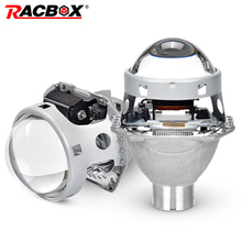 Hella 5 Full Metal 3.0 inch H4 HID Bi Xenon Projector lens For D2S D2R D2H D4S Xenon Bulb Kit Car Retrofit Headlights Styling