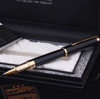 Picasso 918 Metal Rollerball Pens 0.7mm Nib Office Supplies Student Stationery Writing Pen Free Shipping