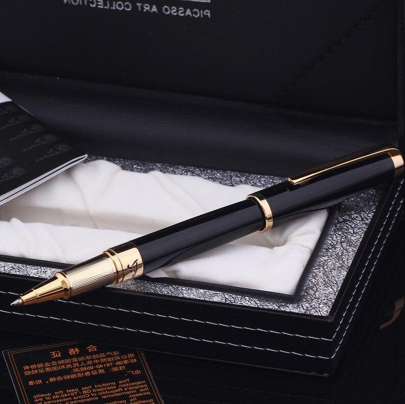 Picasso 918 stylos à bille roulante en métal 0.7mm plume fournitures de bureau étudiant papeterie stylo d'écriture livraison gratuite