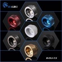 Bykski B-EXJ-7.5, 15 мм мужчин и женщин удлинитель фитинги, бутик ромбовидный узор, несколько цветов G1/4 мужчин и женщин фитинги