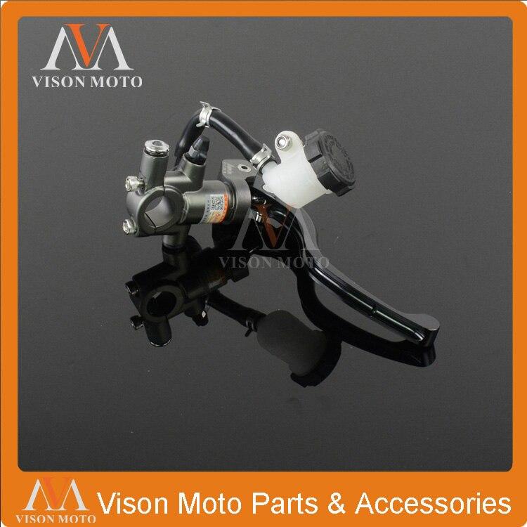 Billet CNC Hydraulic Brake Clutch Lever Master Cylinder For Hayabusa GSXR600 GSXR750 SV650 GSXR1000 GSXR1300 SV1000 Dirt Bike