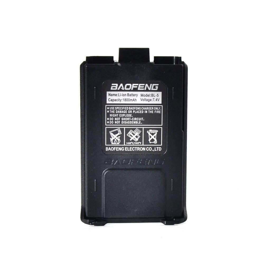 Baofeng UV-5R 7.4V 1800mah Li-Ion Battery For Baofeng UV-5RE 5RA 5RB 5RC 5RD 5RE Walkie Talkie Accessories UV5R Two Way Radio