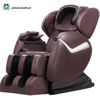 JinKaiRui массажное кресло 3D Электрический массажер для тела SPA Кресла для педикюра Здравоохранение Релаксация физиотерапевтическое оборудова