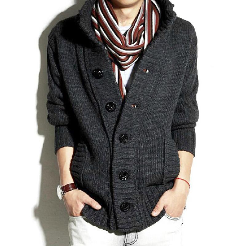 Aliexpress.com : Buy 2015 Autumn Winter Fashion Sweater Jacket Men