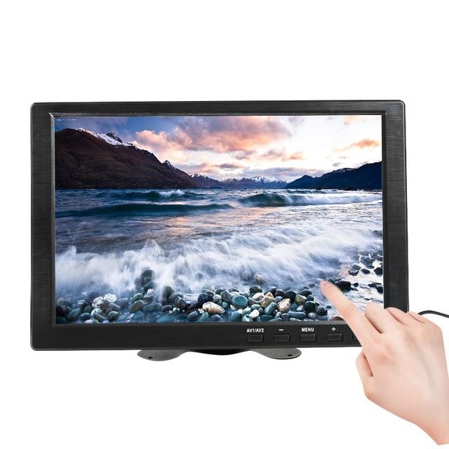 10.1 inch 1280x800 Màn Hình Cảm Ứng cho PS3/4 Máy Tính Xbox Di Động Màn Hình An Ninh Giám Sát với Loa VGA Giao Diện HDMI