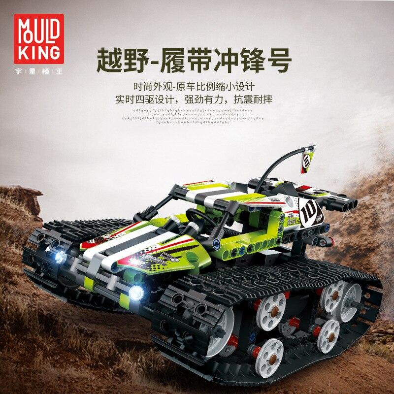 Legoed Technic 20033 Lepins technic voitures télécommandées voiture Racer Set bloc de construction briques cadeaux jouets véhicule de noël