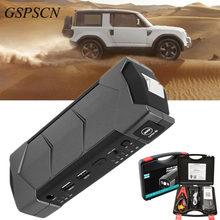 GSPSCN 12 V Portátil Mini Carro Salto Arranque 68000 mAh Banco de Potência para A Gasolina e Diesel de Emergência Bateria Jumper Impulsionador carregador