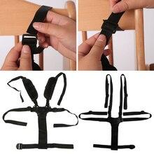 Детское кресло Портативный 5 точечные ремни безопасности коляска детский стульчик коляска для привязных ремней Детские защиты безопасное автокресло ремень