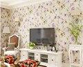 Обои для стен 3d нетканые цветы птицы романтическая пасторальная спальня гостиная ТВ фон обои papier peint