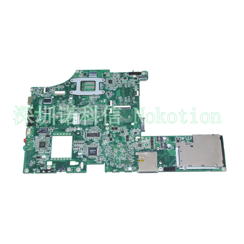 NOKOTION For lenovo E43 E43L laptop motherboard PM45 DDR3 Quadro NVS 3100M DALE9EMB8D0 Mainboard nokotion fru 63y1878 48 4cu06 031 laptop motherboard for lenovo thinkpad t510 qm57 quadro nvs 3100m board mainboard