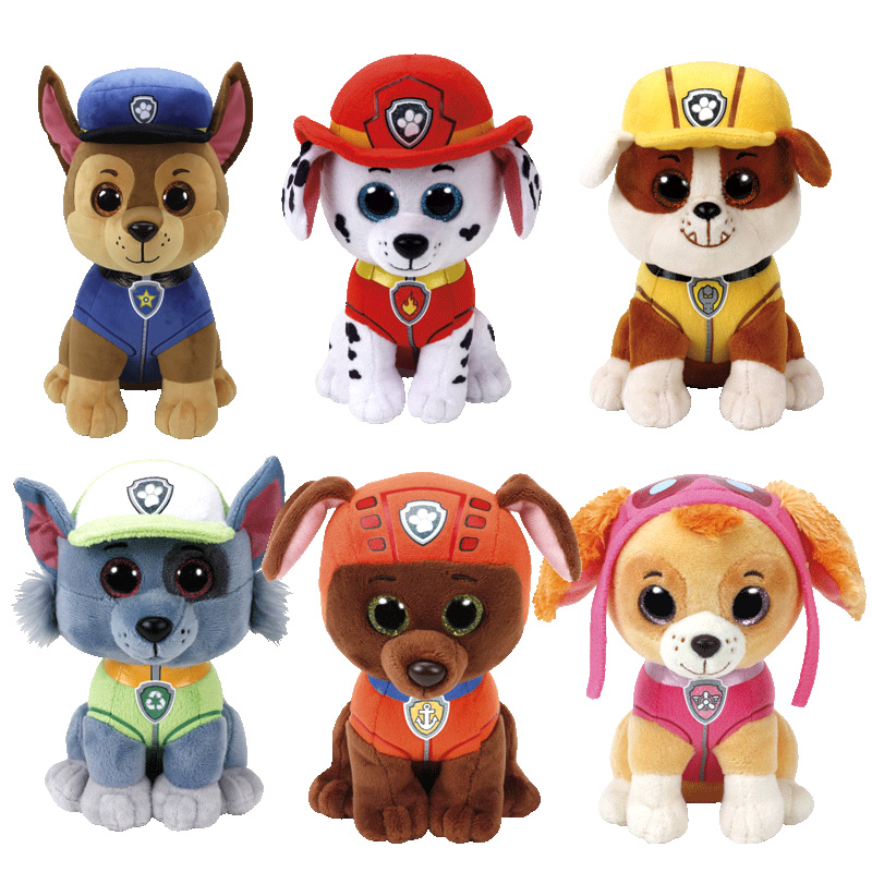 Paw Patrol Dog Plush Doll Anime Kids Toys Action Figure Plush Doll Model Stuffed and Plush Animals ToyPaw Patrol Dog Plush Doll Anime Kids Toys Action Figure Plush Doll Model Stuffed and Plush Animals Toy