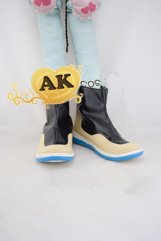 Anime Dramatical Murder DMMd AOBA Blue  Cosplay Shoes/boots Custom-Made