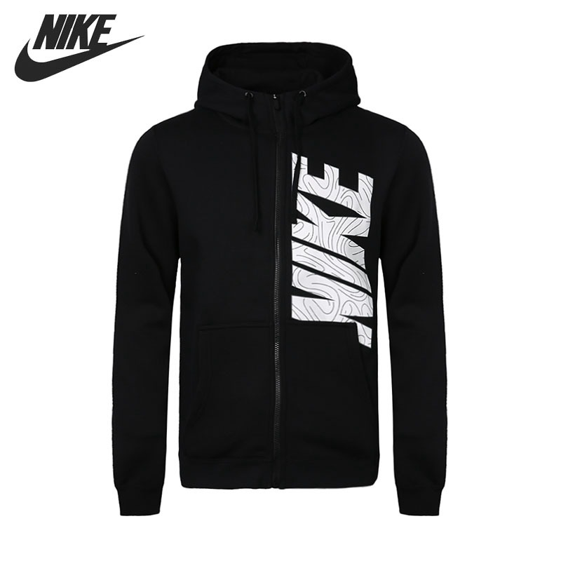Original New Arrival 2018 NIKE NSW HOODIE FZ FLC GX NFS Men's Jacket Hooded Sportswear