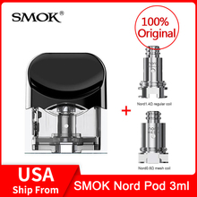 Original SMOK Nord Replacement Pod Cartridge 3ml with Nord Coils For SMOK NORD Pod Kit For.jpg 220x220 - Vapes, mods and electronic cigaretes