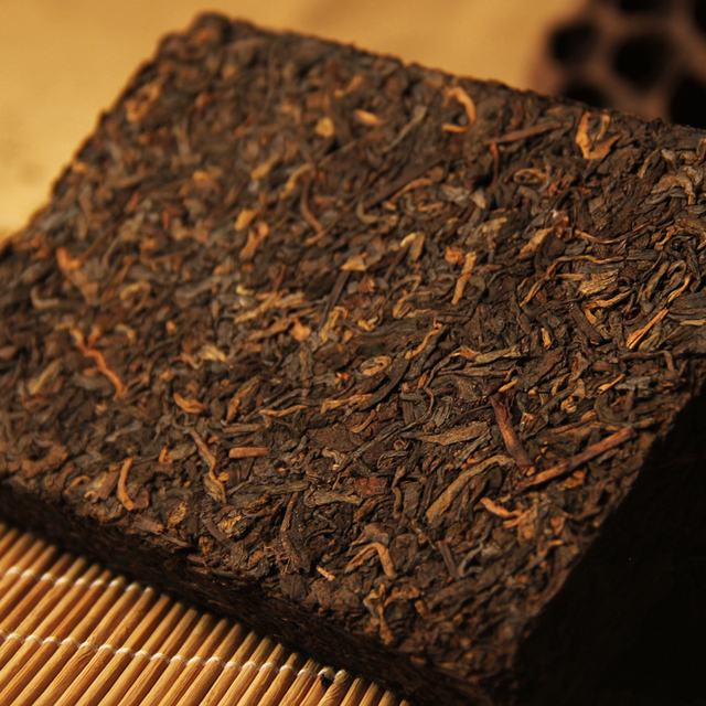 Green Food More than 45 Years Old Puer Tea Chinese Yunnan Down three High Clear Detoxification Weight Loss Puerh Pu'er Pu er Tea