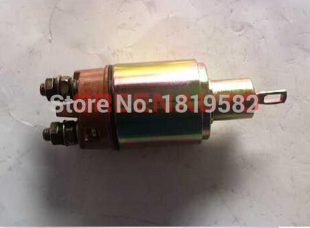 Interruptor de solenoide del MOTOR de arranque DK3708N-G 3708N-600 24V