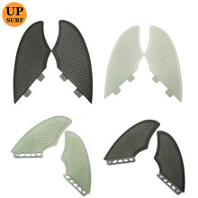 New Design Surfboard FCS keel fin Future Fins FK black Color Fin Pair Sell In Surfing
