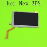 6 PCS Substituição Para New3DS 2015 Top LCD Screen Display Para Nintendo NOVO 3DS Tela Superior LCD