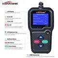 Профессиональный автомобильный диагностический сканер OBD2 KW680 ODB2  считыватель кодов двигателя  автоматический диагностический сканер  лучш...