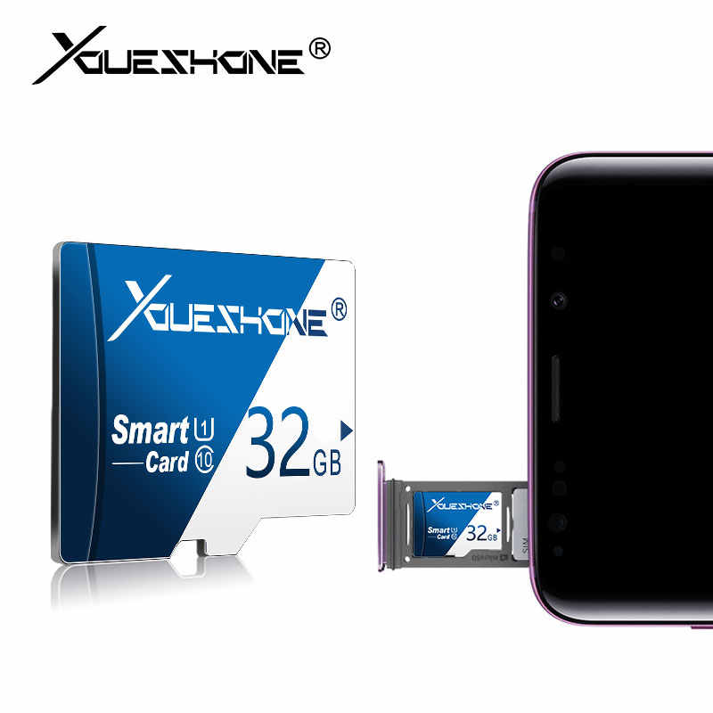 Высокое качество cartao de memoria 8 ГБ 16 ГБ 32 ГБ micro sd карта класса 10 64 Гб 128 Гб карта памяти 4 Гб флэш TF карта с адаптером