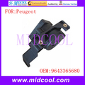 Новый TPS датчик положения дроссельной заслонки использования OE NO. 9643365680 для Peugeot 206 306 307 405 406 607