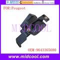 Novo uso TPS posição do acelerador Sensor OE NO. 9643365680 para Peugeot 206 306 307 405 406 607