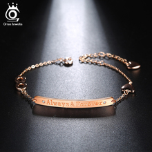 Bracelet with Micro Paved CZ For Women (3 colors)