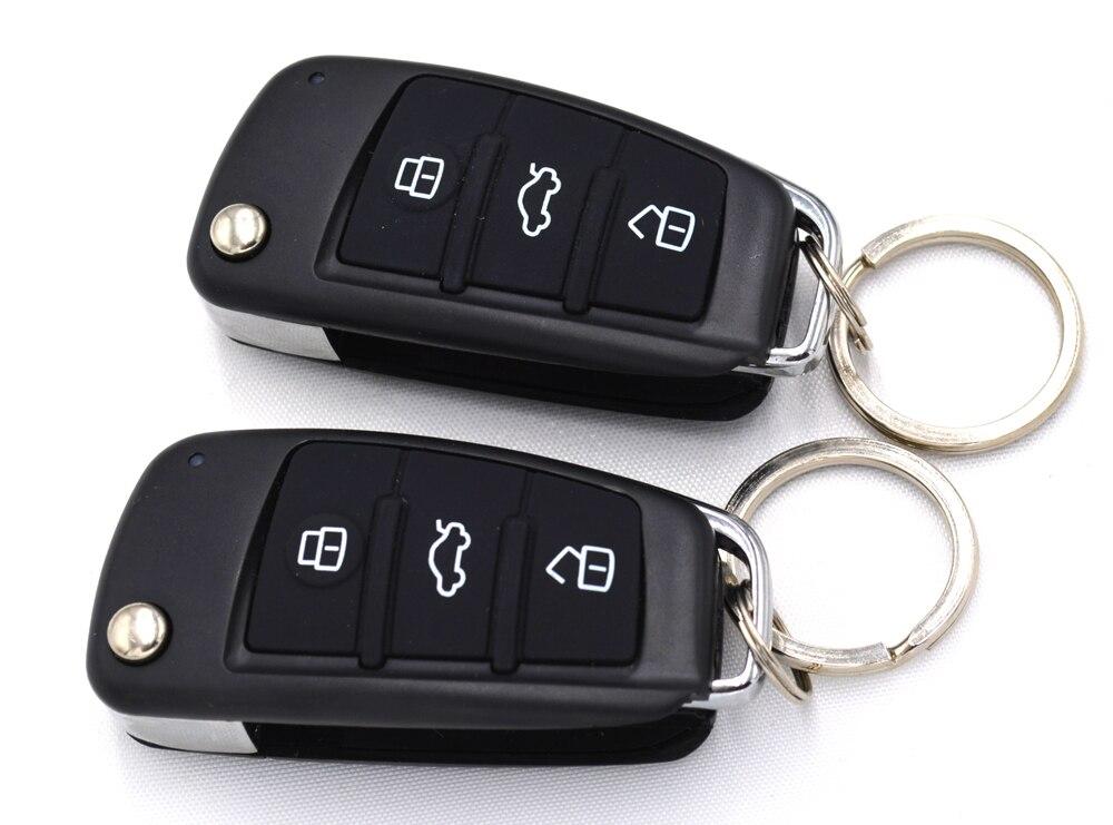 Auto Car Security System Slim Start Stop Button Transponder Chip