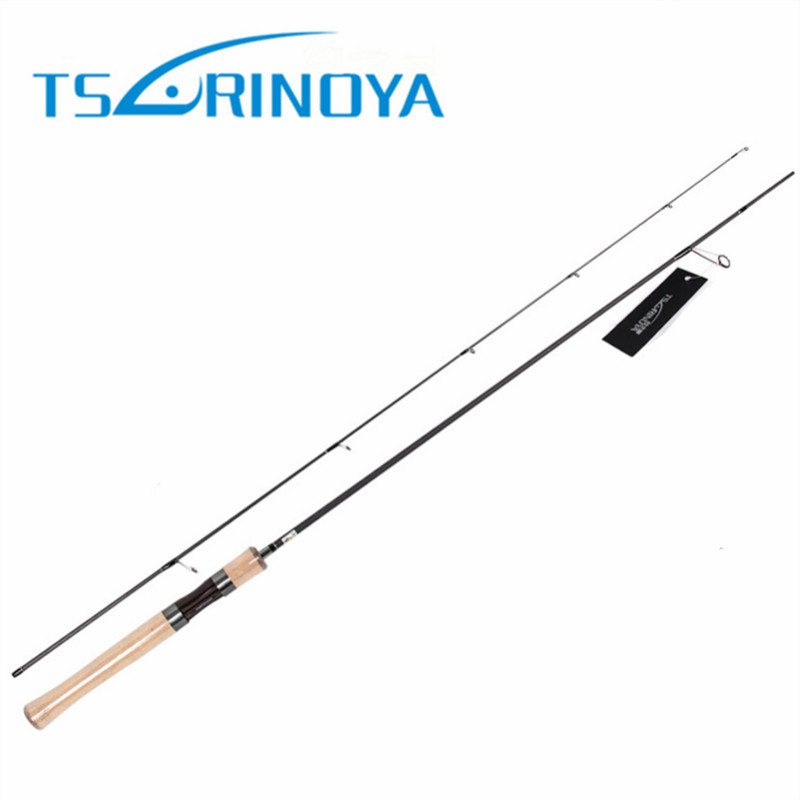 Trulinoya Dragon pole Spinning Fishing Lure Rod Power UL 1.8m 92g 2 Sections Lure Weight:1-8g Line Weight 2-8lb Carbon Rod olta цена