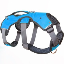 Pet Dog Harness For Dogs Vest Strong Reflective Service Supplies Accessories Safety Vehicular Lead Training Running