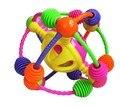 Координация многофункциональный colorful ползать безопасный пластик джингл поймать мяч новорожденные младенцы погремушка игрушка подарок 1 пк