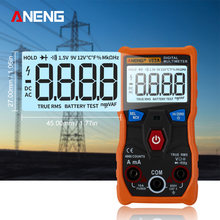 ANENG V03A analog Measurement Digital Multimeter esr meter multimeter auto power off testers tools for auto ac mutimetro f47t automatic protective multimeter measurement automatically protect any file by mistake