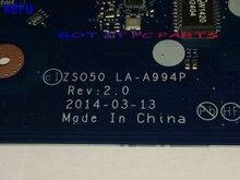 KEFU AUFTRAG NEUES FREIES VERSCHIFFEN ZSO50 LA-A994P REV: 2,0 Laptop Motherboard Für HP 15-R 15T-R NOTEBOOK PC VERGLEICHEN VOR AUFTRAG