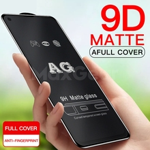 9D Anti Fingerprint Matte Glass For Oneplus 6T Screen Protector Frosted Tempered Glass For Oneplus 6 5 5T Glass Film