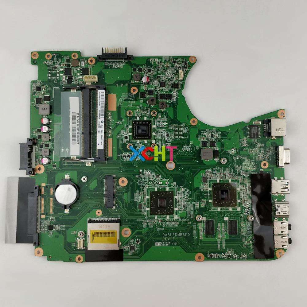 A000081070 DABLEDMB8E0 w E350 CPU 216 0774191 GPU for Toshiba L750 L750D Notebook PC Laptop Motherboard Mainboard-in Laptop Motherboard from Computer & Office