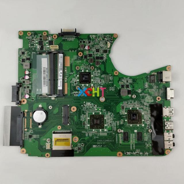 A000081070 DABLEDMB8E0 w E350 CPU 216 0774191 GPU for Toshiba L750 L750D Notebook PC Laptop Motherboard Mainboard