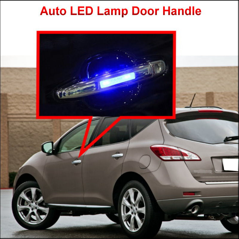 For Nissan Murano 2011~2013 / Car Dedicated Door Handle Lamp led ...