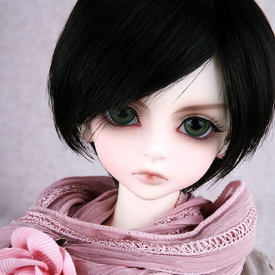 Free Shipping Kid boy delf luts bjd doll bory bjd doll sd doll luodoll 4 points bjd doll sd doll male baby luts kid delf bory joint dolls free eyes free make up