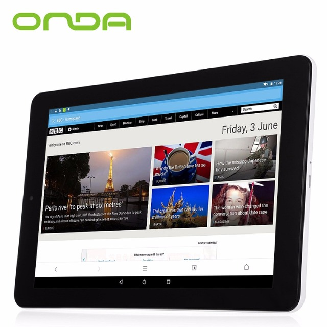 Onda V891w CH 89 1920x1200 IPS Phablet Dual OS Tablet Windows 10 Android 51