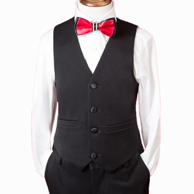 Baby Kids Blazers Suit for Prom Daily Casual Double Breasted Boy's Suit Flower Boy профиль алюминиевый ш обр без покрытия 15х1 5х8х2000мм